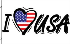I love USA 2 - Only $19.99 Our 2x3ft Polyester USA Flag has header tape and 2 metal grommets. Flag is dye-sublimated with beautiful bold colors. Printed on one side all the way through the fabric. Double-stitched around all edges with 4 rows of stitching on fly edge. Custom Flags, Flag Football, One Sided, Usa Flag, All The Way, Bold Colors, Header