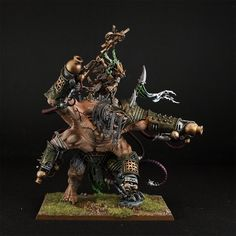 Warhammer Age of Sigmar Skaven Thanquol and Boneripper Painted | eBay