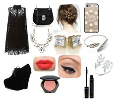 """""""Untitled #25"""" by alyssan-1 on Polyvore featuring Dolce&Gabbana, Forever Link, Chloé, Casetify, LORAC and H&M"""