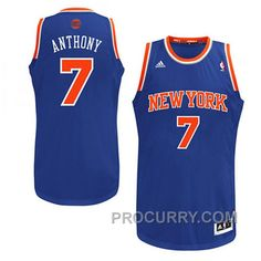 Buy Carmelo Anthony New York Knicks Revolution 30 Swingman Royal Blue Jersey  from Reliable Carmelo Anthony New York Knicks Revolution 30 Swingman Royal  Blue ... 16b146ce3