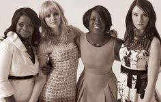 """emma stone = new girl crush. and i really want to read """"the help"""" before i see the movie."""