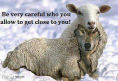 Very careful!!