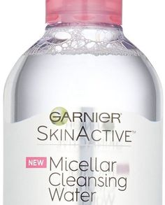 A cleansing water that'll help you remove all your makeup *gently*.   57 Products On Amazon Our Readers Loved In 2016