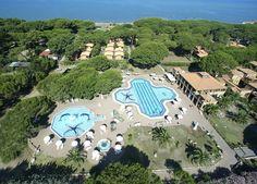 Camping Orbetello, Toscane - Bungalowtenten en stacaravans van alle aanbieders Boek je op CampingScanner.nl