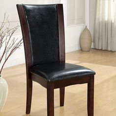 Manhattan I Dining chair - CM3710SC (2Piece) Free Shipping