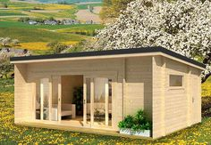 Gartenhaus Modern gartenwohnzimmer design gartenhaus modern garden sheds