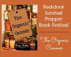 Survival and food canning