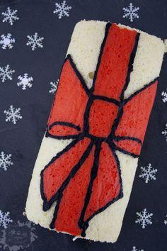 buche décoré noeud originale