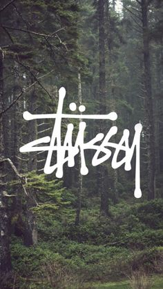 Stussy Iphone Wallpaper