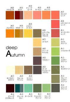 ゴールデンウィーク真っ只中、いかがお過ごしですか?やっと時間ができ、10日以上アップできなかったブログを更新できてます(#^.^#)その間に、ブロッサムに... Yellow Skin Tone, Soft Autumn Color Palette, Color Quiz, Colours That Go Together, The Undertones, Seasonal Color Analysis, Jewel Tone Colors, Dark Autumn, Color Me Beautiful