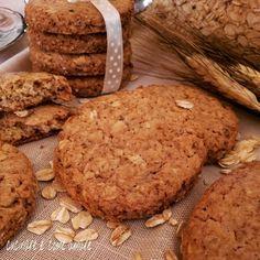 biscotti grancereale fatti in casa molto simili agli originali. Biscotti Biscuits, Biscotti Cookies, Italian Desserts, Sweet Desserts, Sustainable Food, Pinterest Recipes, Dairy Free Recipes, Healthy Desserts, Cookie Recipes
