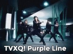 TVXQ! 동방신기 _Purple Line_MUSIC VIDEO (東方神起)【KPOP Korean POP Music K-POP 韓國流行音樂】