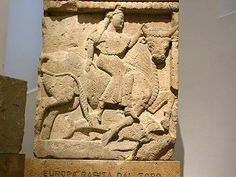 Metope from Selinunte