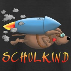 Schulkind T-Shirt Comics Und Cartoons, Baby Accessoires, Comic Books, Humor, Babys, Movie Posters, Shirts, Funny Cartoons, Mom And Dad