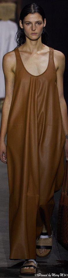 Gabriela Hearst, Beige, Chocolate, Color, Spring, Brown Fashion, Season 3, Brown, Colour