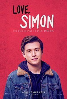 Film Love, Simon (2018) a.k.a Simon vs. the Homo Sapiens Agenda Merupakan film Comedy, Drama, Romance United States. jadwal film Love, Simon akan ditayang di bioskop pada tanggal 16 Mar 2018 (USA). Film Love, Simon ini yang ganang-ganangkan oleh rumah produksi Fox 2000 Pictures, New Leaf... - #movie21 #movie21TOP #2018, #ComingOfAge, #ComingOut, #Film_Love, #Film_Love_Simon, #Fox_2000_Pictures, #GayLeadCharacter, #Greg_Berlanti, #Jadwal_Film_Love, #Jennifer_Garner, #Josh_Duha
