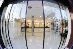 Hotel Desitges - recepción