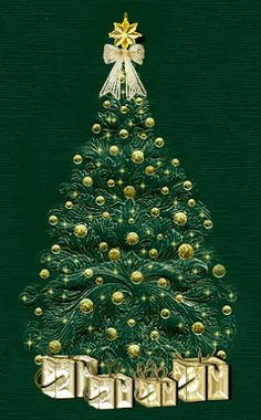 Green Christmas Tree brings me great Christmas Joy~ Christmas Tree Gif, Christmas Scenes, Green Christmas, Christmas Pictures, Christmas Greetings, Winter Christmas, Christmas Lights, Vintage Christmas, Christmas Decorations