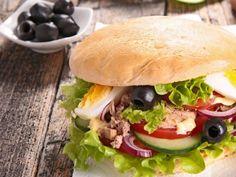 RECETTE: Sandwich à la niçoise (inspiration pan bagnat)
