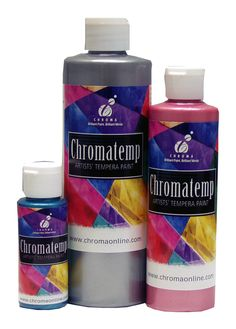 Chromatemp Pearlscents group shot