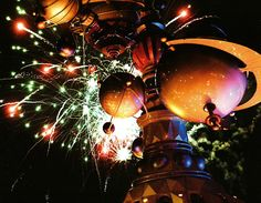 Wishes over Tomorrowland