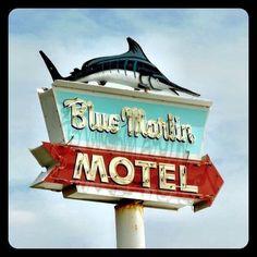 Blue Marlin Motel Key West, Florida #BoulderInn
