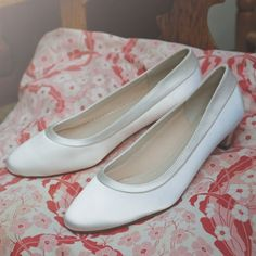 Hochzeitsschuh Brenda von Rainbow - Braut Boutique