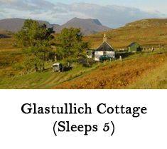 Glastullich Cottage Ullapool