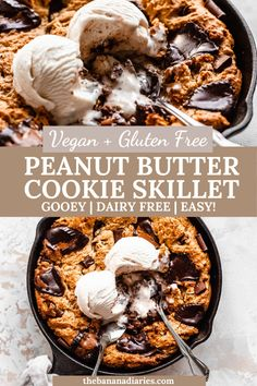 Peanut Cookie Recipe, Gluten Free Peanut Butter Cookies, Dairy Free Cookies, Paleo Cookies, Best Vegan Desserts, Healthy Cookie Recipes, Vegan Dessert Recipes, Vegan Snacks, Healthy Treats