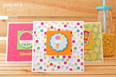 Papers Trencats #cards #tarjetas #card
