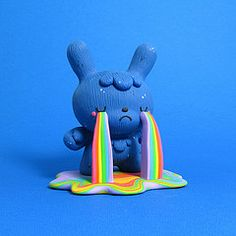 Custom Dunny Baloon | Cute fimo figures >:3 + Join Group