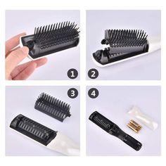 IR Hair Regrowth Massager Brush
