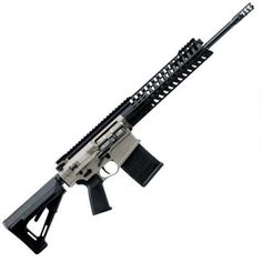 "Patriot Ordnance Factory P308 Gen 4 Semi Auto Rifle .308 Win/7.62x51 16.5"" Barrel 20 Rounds Magpul CTR Stock NP3 Finish 00604 - 847313006042"
