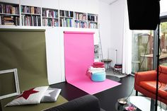 backdrops  - studio