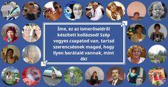 Végeredmény Készíts egy kollázst 24 barátodból! | FunMix.eu