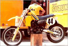 1982 Works Suzuki