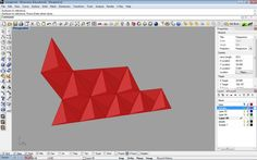 How to make a pyramid shape? - Grasshopper