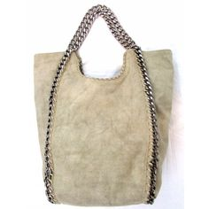 Stella McCartney tie-dyed Falabella chain handbag 100% authentic, made in Italy. I'm good condition, some signs of wear. Beige brown tie-dyed color. Material: canvas/cotton. Coin on outside bag fell off. Stella McCartney Bags Shoulder Bags