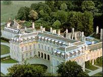 Boughton House, the Northamptonshire home of the Duke of Buccleuch and Queensberry (Montagu branch of the family)