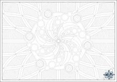 Christmas Calendar, Mathematics, Colouring, Circles, Link, Google, Pictures, Image, Color