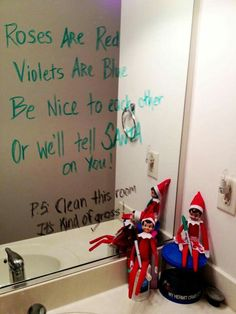 Elf on the Shelf More