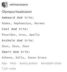 Jason Grace da best mom ever Percy Jackson Head Canon, Percy Jackson Quotes, Percy Jackson Fan Art, Percy Jackson Books, Percy Jackson Fandom, Rick Riordan Series, Rick Riordan Books, Solangelo, Heroes Of Olympus