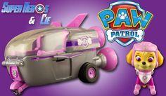 https://youtu.be/Vxq8ocB2N5s #superherosetcompagnie #youtube #pawpatrol #patpatrouille #stella #skye #unboxing #toyunboxing #jouet