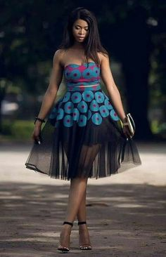 37 Native Ankara Styles Attires For Nigerian Ankara Styles Catalogue 2019 Ankara Dress Styles, African Fashion Ankara, Latest African Fashion Dresses, African Dresses For Women, African Inspired Fashion, African Print Fashion, Africa Fashion, African Attire, African Style