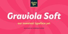 Graviola Soft (50% discount, form 0€)   https://fontsdiscounts.com/graviola-soft-50-discount-form-000e