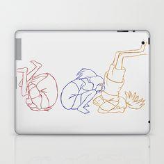 Key Frames -Chihiro  Laptop & iPad Skin