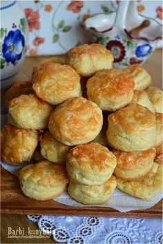 Tejfölös pogácsa (Barbi konyhája)