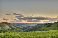 There is something magical about Wales... I do love Wales scenery, and could live there in a heartbeat!