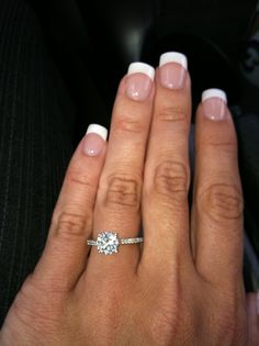 Favorite! simple, sparkly, and classic!!