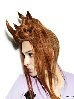 Top 12 des coiffures animalières à se faire cet été, pour un look sauvage